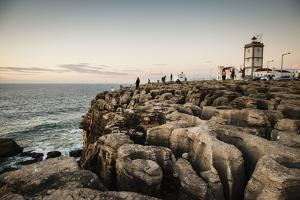 Nau Dos Corvos, Peniche, Portugal by Louis Arevalo
