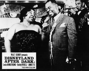 Louis Armstrong, Disneyland (1954)