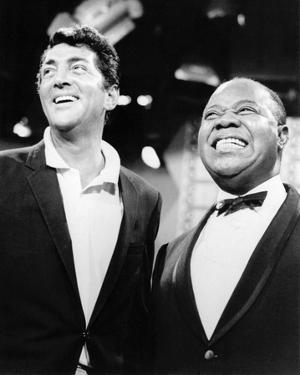 Louis Armstrong - The Dean Martin Show