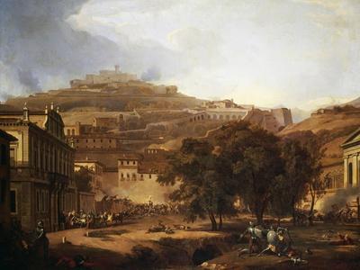 Wounded Baiardo or Death of Baiardo, after 1800