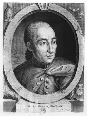 Nicolas, Rétif De La Bretonne