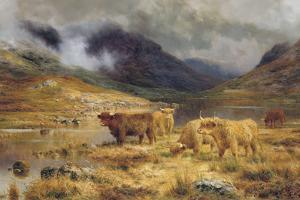 After the Storm by Louis Bosworth Hurt