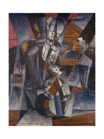 The Musician, 1914