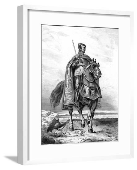 Louis de Sancerre--Framed Giclee Print