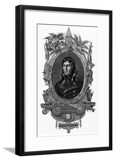 Louis Desaix de Veygoux--Framed Giclee Print