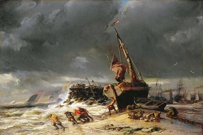 Low Tide, 1861