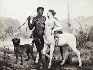Schutzenberger: Centaurs by Louis Frederic Schutzenberger