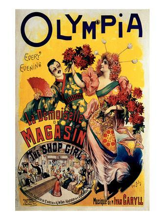 Olympia, The Shop Girl Operette