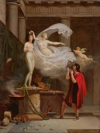 Pygmalion and Galatea, 1797