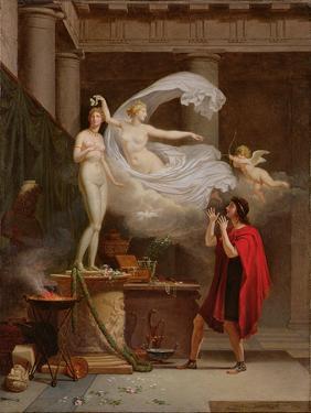 Pygmalion and Galatea, 1797 by Louis Gauffier