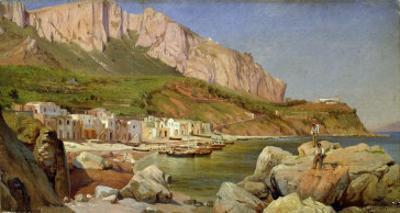 Fishing Village at Capri