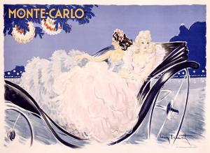 Monte Carlo by Louis Icart