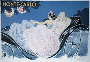 Monte-Carlo by Louis Icart