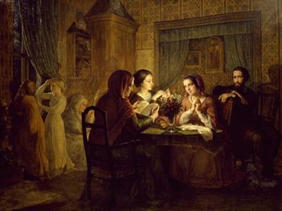 Family Home, 1854