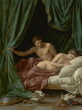 Mars and Venus, Allegory of Peace, 1770 by Louis Jean Francois I Lagrenee