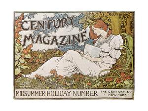 Century Magazine by Louis John Rhead