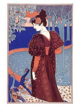 L'Estampe Modern by Louis John Rhead