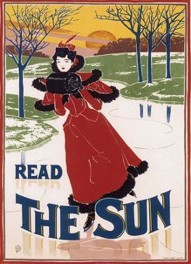 """Read """"The Sun"""", Art Nouveau, La Belle Époque by Louis John Rhead"""