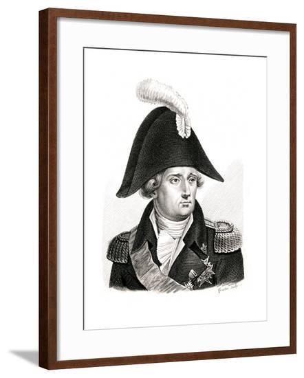Louis Jos Bourbon Conde--Framed Giclee Print