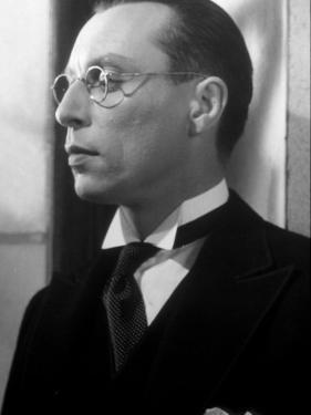 Louis Jouvet: Louis Jouvet, 1933