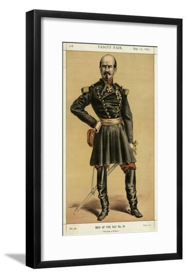 Louis Jules Trochu--Framed Giclee Print
