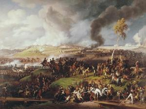 Battle of the Moskova by Louis Lejeune