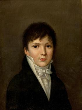 Portrait of a Young Man by Louis Leopold Boilly