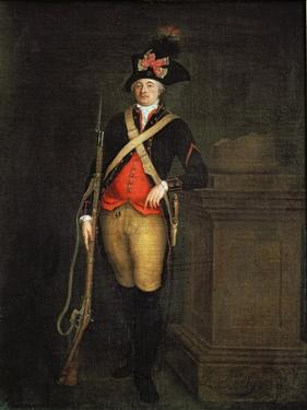 Portrait of Louis-Philippe-Joseph D'Orleans by Louis Leopold Boilly