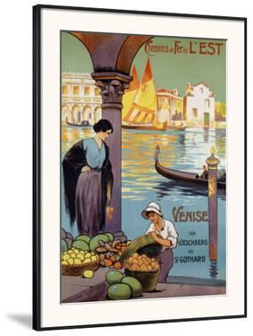 Venise by Louis Lessieux