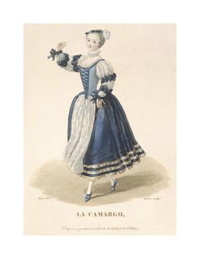 La Camargo by Louis-Marie Lante