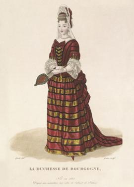 La Duchesse de Bourgogne by Louis-Marie Lante