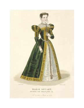 Mary Stuart by Louis-Marie Lante