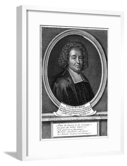 Louis Moreri--Framed Giclee Print