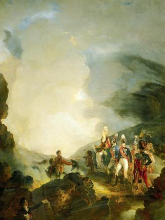 Royal Neapolitan Troops at Vesuvius