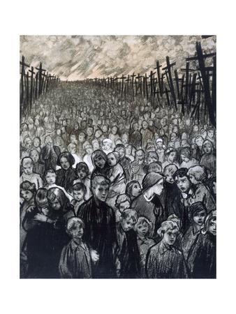 'Kreuzland, Kreuzland uber Alles', 1916