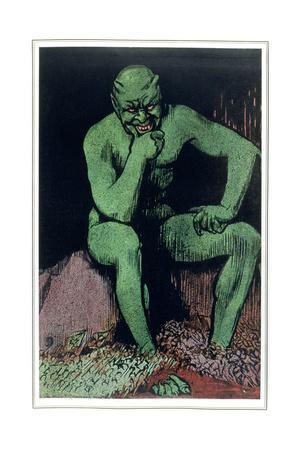 'The Sleeping Partner', 1916
