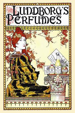 Lundborg's Perfumes by Louis Rhead