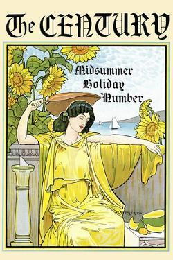 The Century, Midsummer Holiday Number by Louis Rhead
