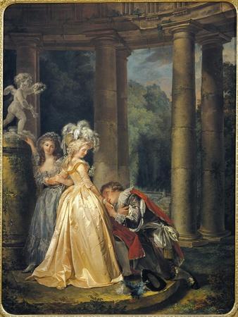 Oath to Love, 1786