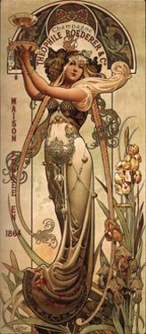 Champagne Theophile Roederer by Louis-Theophile Hingre
