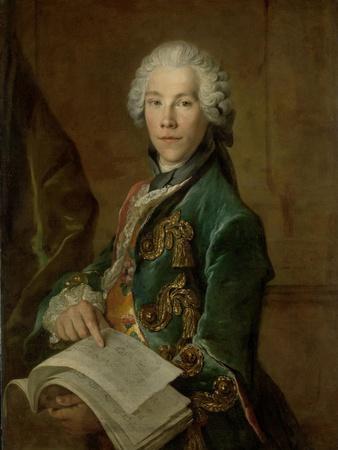 Portrait of Arnoldus Van Rijneveld