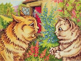 662c25596fe Affordable Louis Wain Poster for sale at AllPosters.com