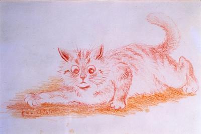 Crawling Cat, C.1935