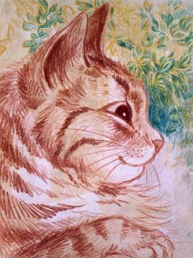 Kaleidoscope Cats I by Louis Wain