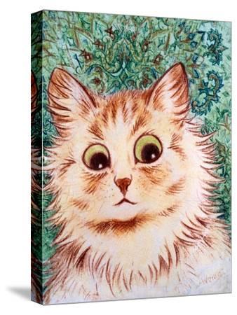 Kaleidoscope Cats II by Louis Wain