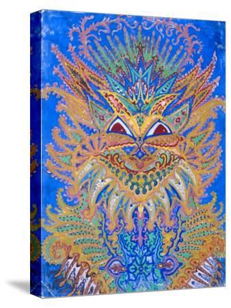 Kaleidoscope Cats VI by Louis Wain