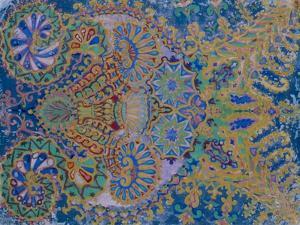 Kaleidoscope Cats VII by Louis Wain