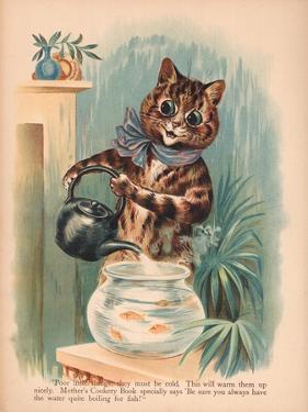 Louis Wain Cats by Louis Wain
