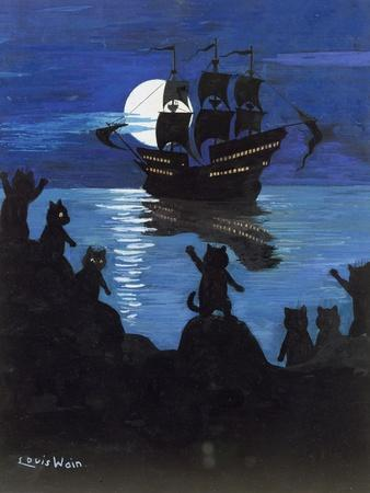 Pirate Pussies, C.1901-15