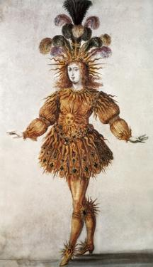 "Louis XIV, Called ""Le Roi Soleil"" (1638-1715)"